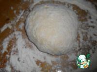 Быстрое домашнее слоеное тесто ингредиенты