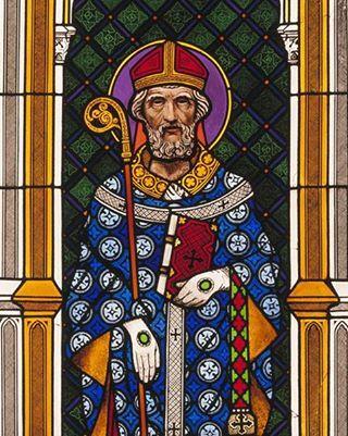 sveti Herbert - škof