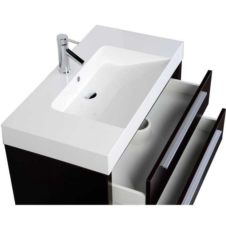 Annabelle 40 Inch Modern Bathroom Vanity Espresso Finish 8 best porcelaines polies images on pinterest
