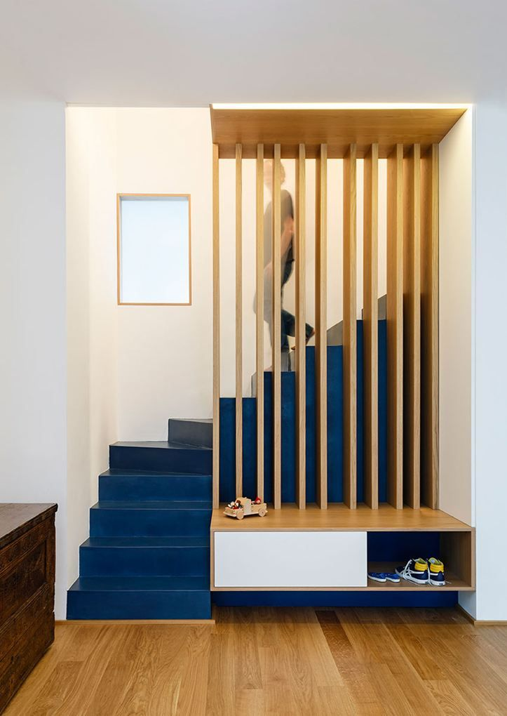 SALUTATI II - Picture gallery #architecture #interiordesign #staircases