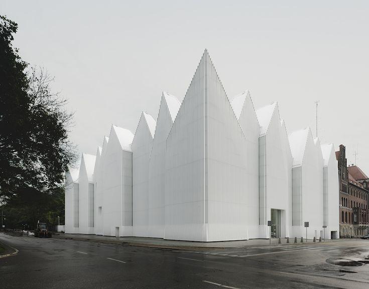 The Tip of an Iceberg – The Szczecin Philharmonic Hall – iGNANT.de