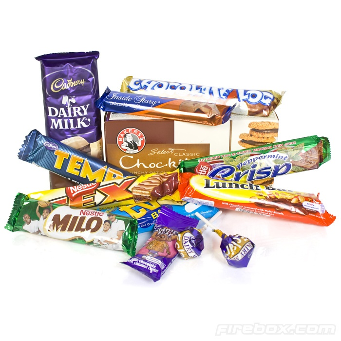 South African chocolates