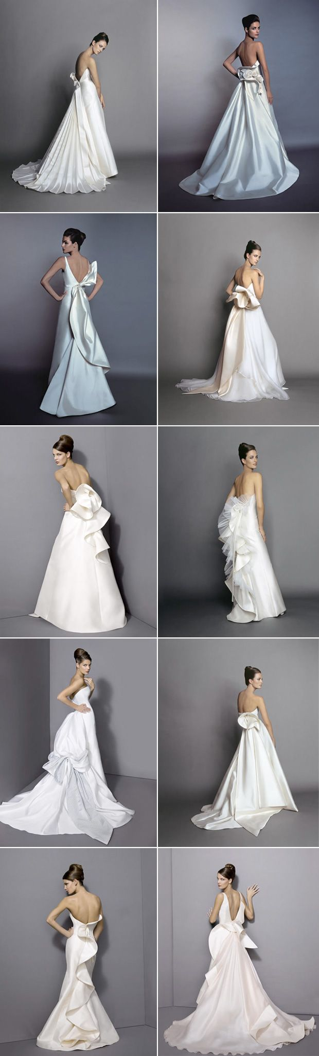 Antonio Riva Wedding Dresses | OMG I'm Getting Married UK Wedding Blog | UK Wedding Design and Inspiration for the fabulous and fashion forward bride to be.