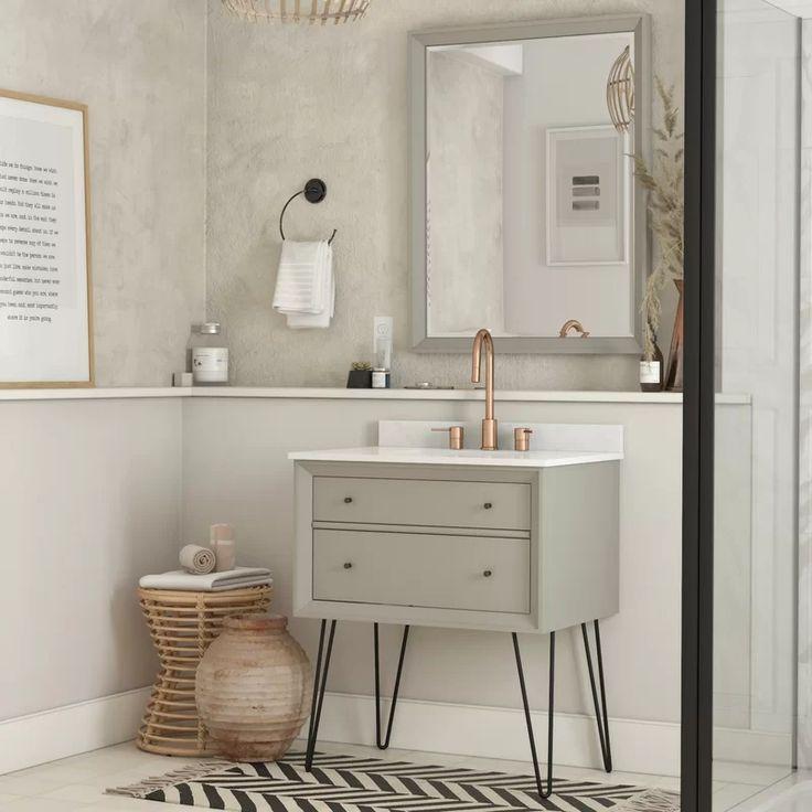 Tribecca 30 Single Bathroom Vanity Set