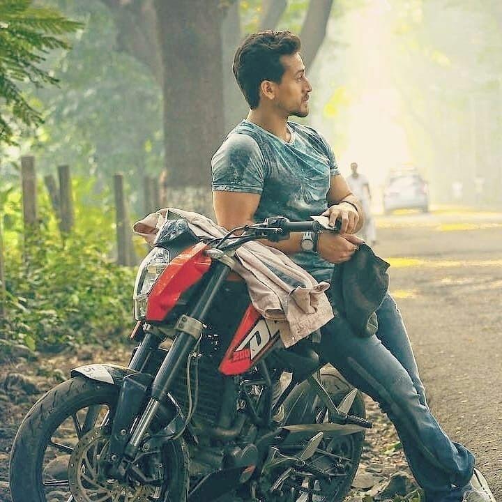 Wait For Your Tiger Shroff Tiger Shroff Body Bollywood Actors