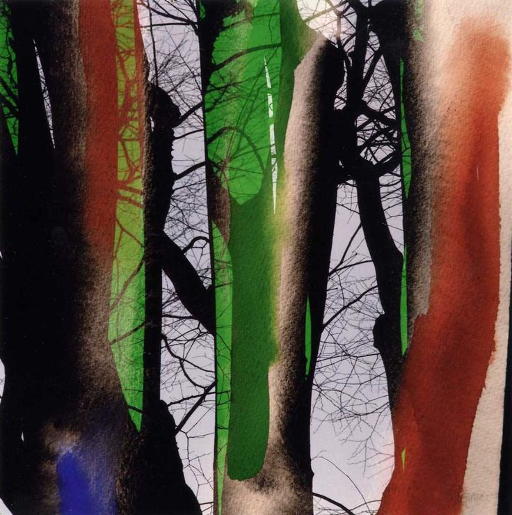 Untitled abstraction, 1980-1990 - Yasuhiro Ishimoto