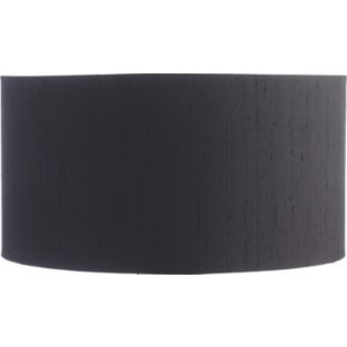 Buy Habitat Drum Black Silk Lampshade - Small at Argos.co.uk - Your Online Shop for Lamp shades.