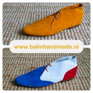 Handgemaakte Oranje schoenen » Oranjewinkel.nl