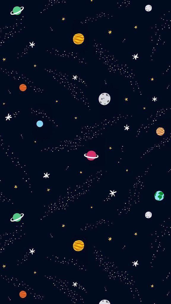 نجوم خلفيات فضاء