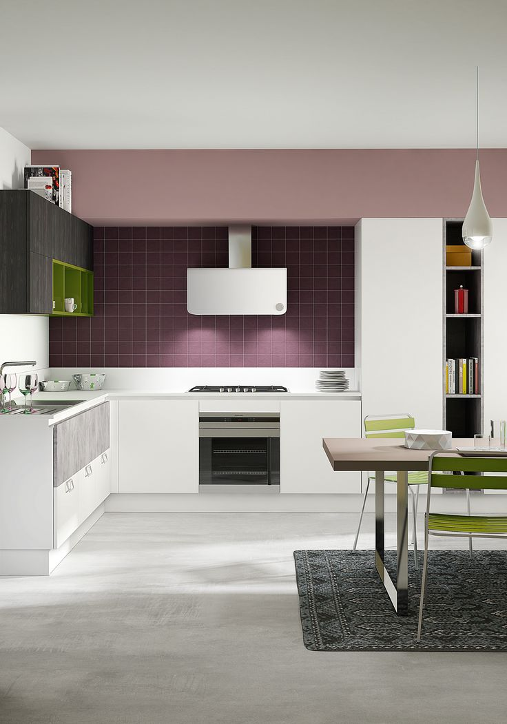 17 best Berloni Cucina B-50 images on Pinterest | Kitchen cabinetry ...