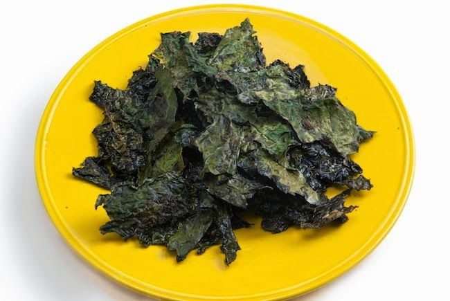 LIVE IT, DO IT!: RECIPE: Kale Chips By Pete Evans