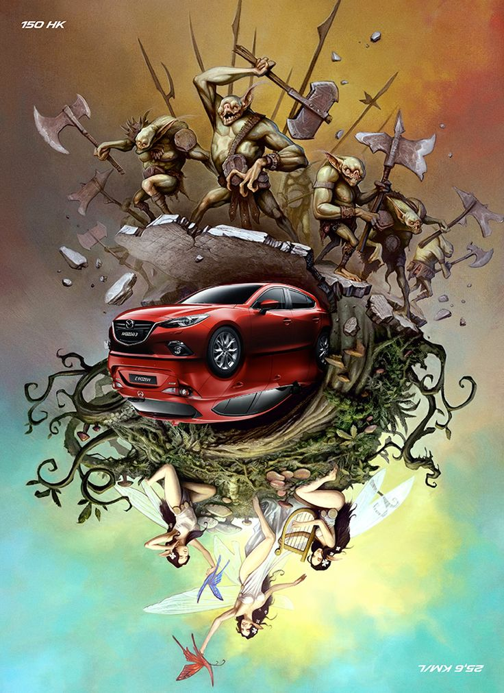 Mazda 3 - Best of both worlds