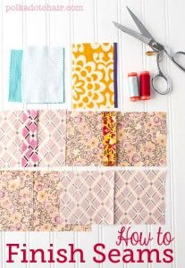 Sewing project ideas and tips