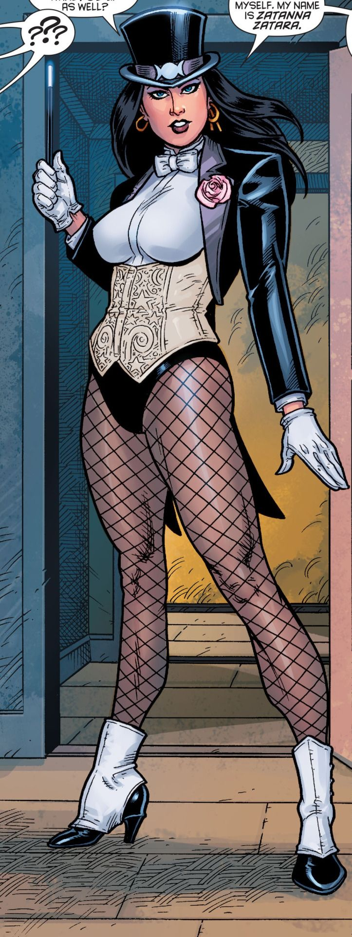 17 Best Images About Zatanna On Pinterest