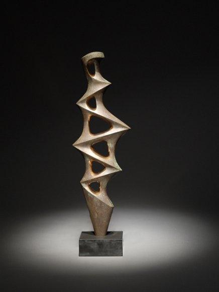 Denis Mitchell - Carnvallow, 1975, bronze