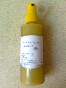 Pumpás izzadásgátló dezodor