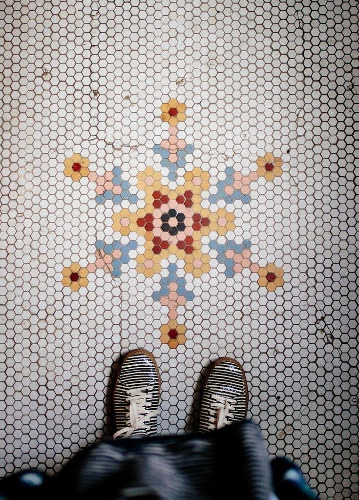 112 best Mosiac images on Pinterest | Mosaics, Mosaic floors and ...