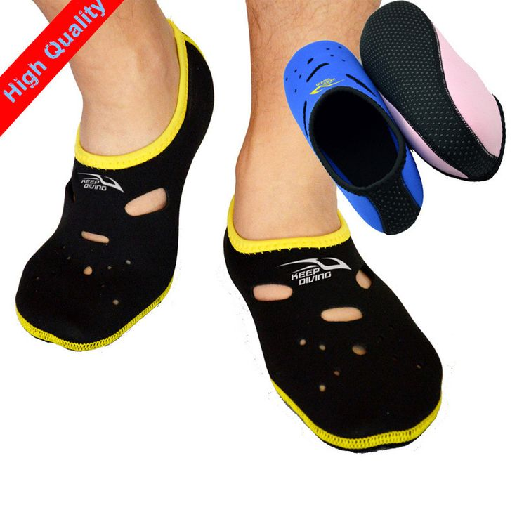 Neoprene Diving Short Beach Socks Non-slip Antiskid Scuba Dive Boots Snorkeling Sock In Fins Flippers Wetsuit Seaside Home Shoes