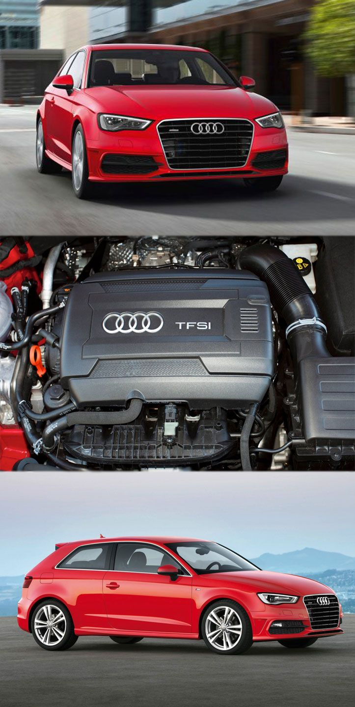 Explore the Stylish #Audi #A3 hatchback Get more details: http://www.usedenginesforsale.co.uk/blog/category/audi/