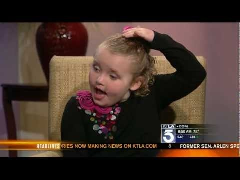 Reblogged from heythereimbecca: Honey Boo Boo stole the show Monday morning on the KTLA Morning News | Drunk On Pop    http://drunkonpop.com/2012/10/17/439/