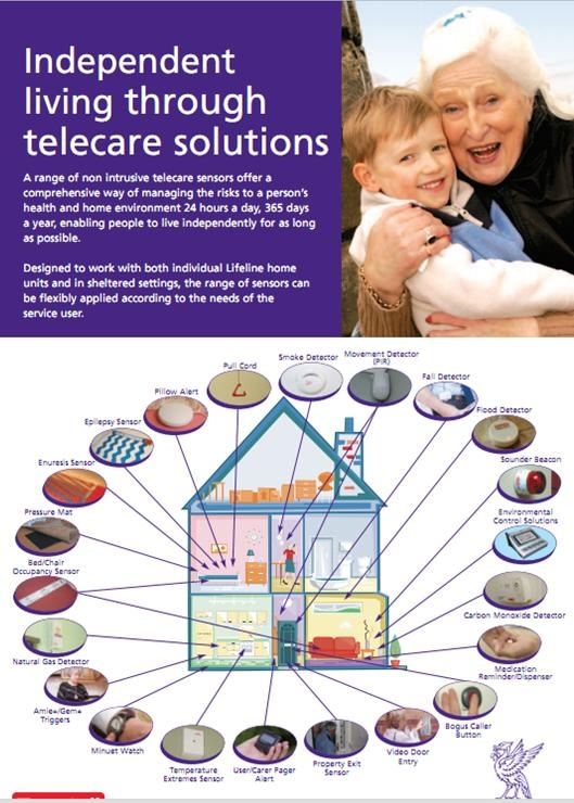 Liverpool Learning Disability Partnership - telecare