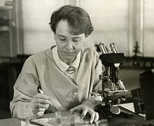 Barbara McClintock (June 16, 1902 – September 2, 1992) was an American scientist and cytogeneticist who was awarded the 1983 Nobel Prize in Physiology or Medicine.