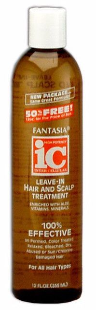 Fantasia IC Leave-In Hair and Scalp Treatment (12 Oz)