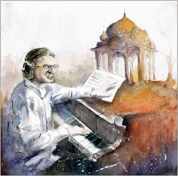 INDIALUCIA IX - a grand piano