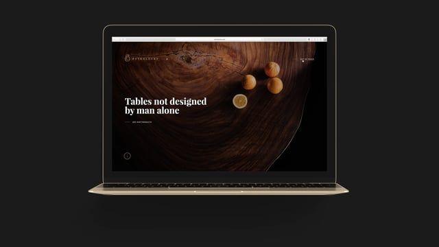 www.ostrolucky.com website presentation.