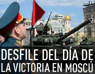 Participe en el desfile de la Victoria con los videos en 360º de RT desde Moscú - RT