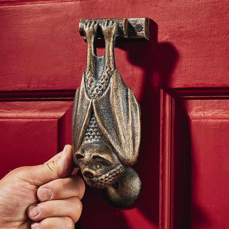 homely idea personalized door knocker. Vampire Bat Cast Iron Door Knocker 2969 best Handmade Homes images on Pinterest  knockers