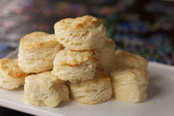 My Best Fluffy Buttermilk Biscuits by Angela Roberts