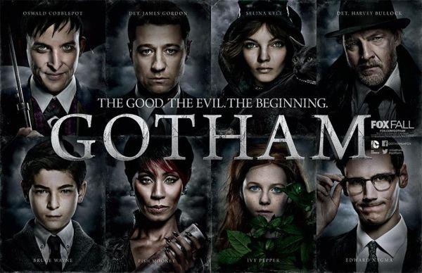 Καινούργιες αμερικάνικες σειρές που θα μας καθηλώσουν από το φθινόπωρο του 2014 | Passionate Life :  Gotham