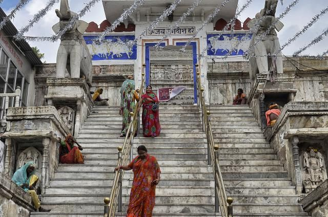 8 Must-See Attractions in Romantic Udaipur, India: Jagdish Temple