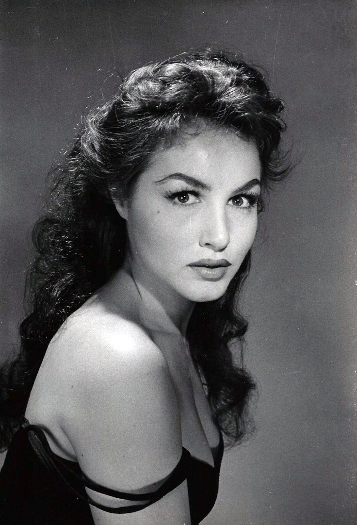*m. Julie Newmar by Peter Basch