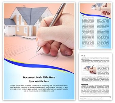 10 best Word Document Templates images on Pinterest Business - ms word report templates