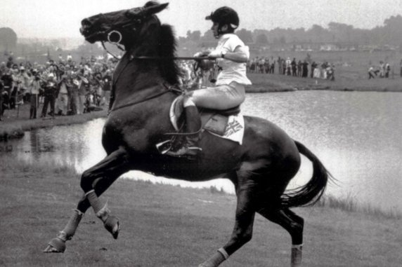 An accomplished equestrian, Princess Anne, the only daughter of Queen Elizabeth II and Prince Philip, won the individual gold at the 1971 European Eventing Championships and took a silver in 1975. The following year, she represented Great Britain in eventing at the 1976 Summer Games in Montreal, where she rode the Queen's horse Goodwill. This summer, her daughter, Zara Phillips, will be a member of Great Britain's equestrian team at the London Games.