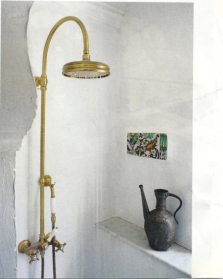 refinishing brass bathroom fixtures unlacquered brass shower bathrooms tile 20139