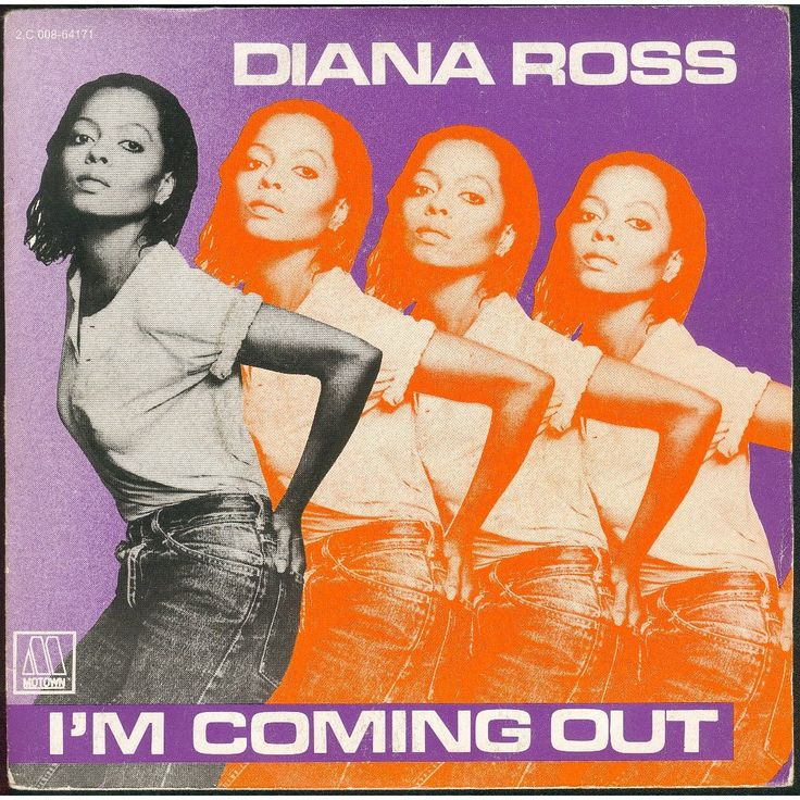 i'm coming out by DIANA ROSS