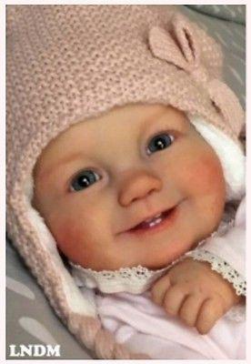 ♡Custom Made Reborn Baby♡ From Emilia kit *U choose gender, hair, detailing*