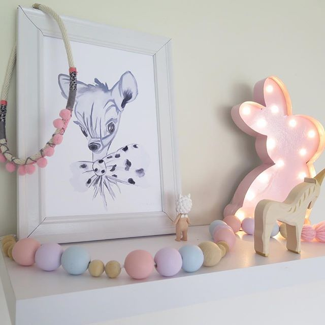 A gorgeous #shelfie for your Tuesday evening featuring Little Doe