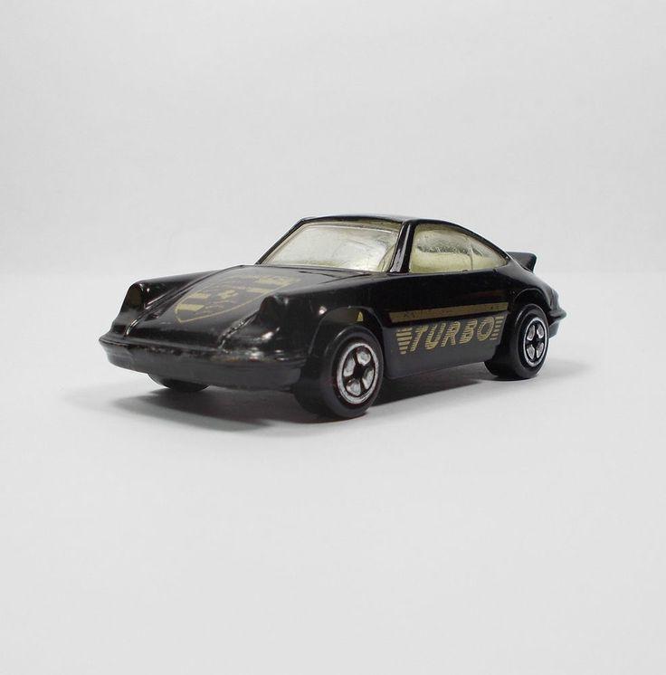 Corgi Porsche Carrera Die-cast Model Toy Car