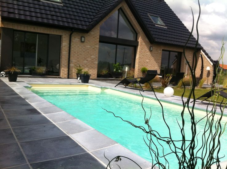 24 best piscines de r ve images on pinterest dream for Renovation piscine desjoyaux