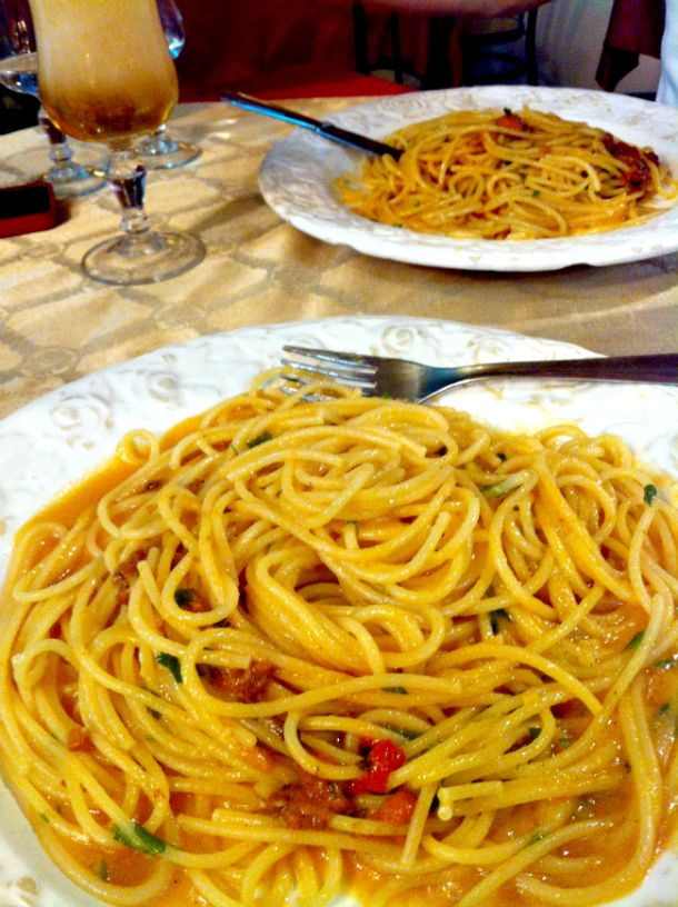 Italian food: Eating out in Palermo, Sicily