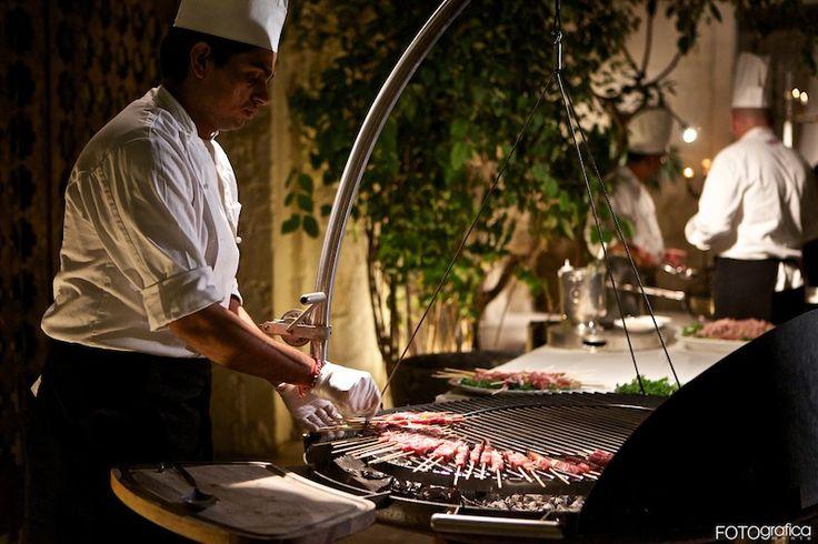 We love #Arrosticini. Guarda gli angoli del Barbecue proposti da Torre del Parco Wedding Venue Lecce