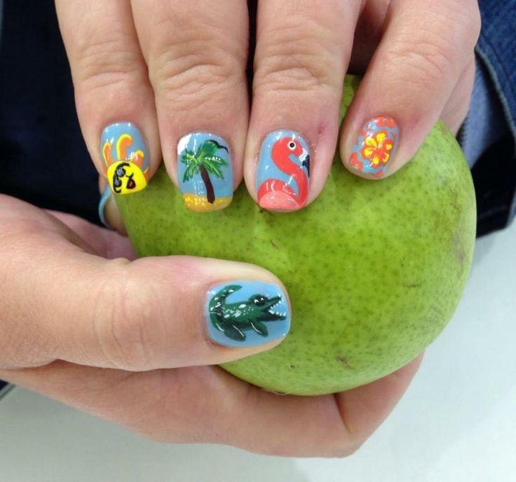 Mejores 47 imágenes de Nails en Pinterest | Diseño de uñas, Uñas ...