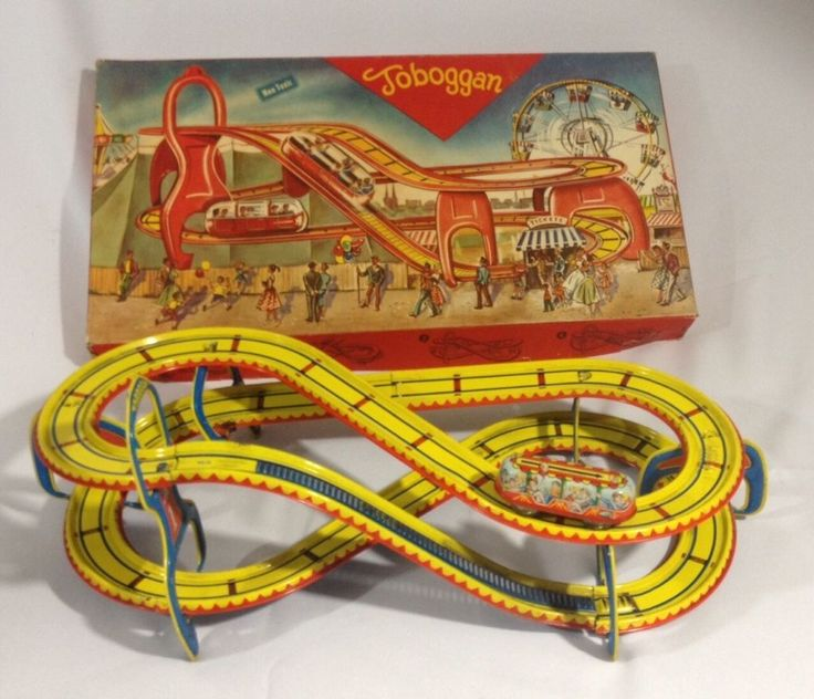 Rollercoaster Toys 12