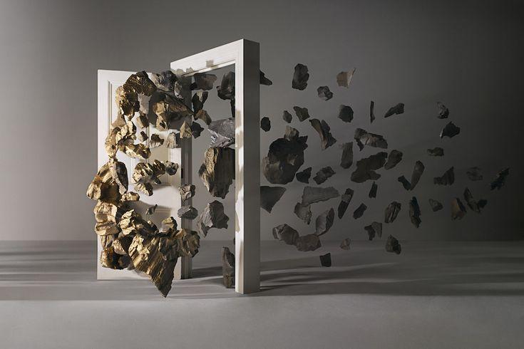 Otherwordly Sculptures Revealing Man's Limitations – iGNANT.de