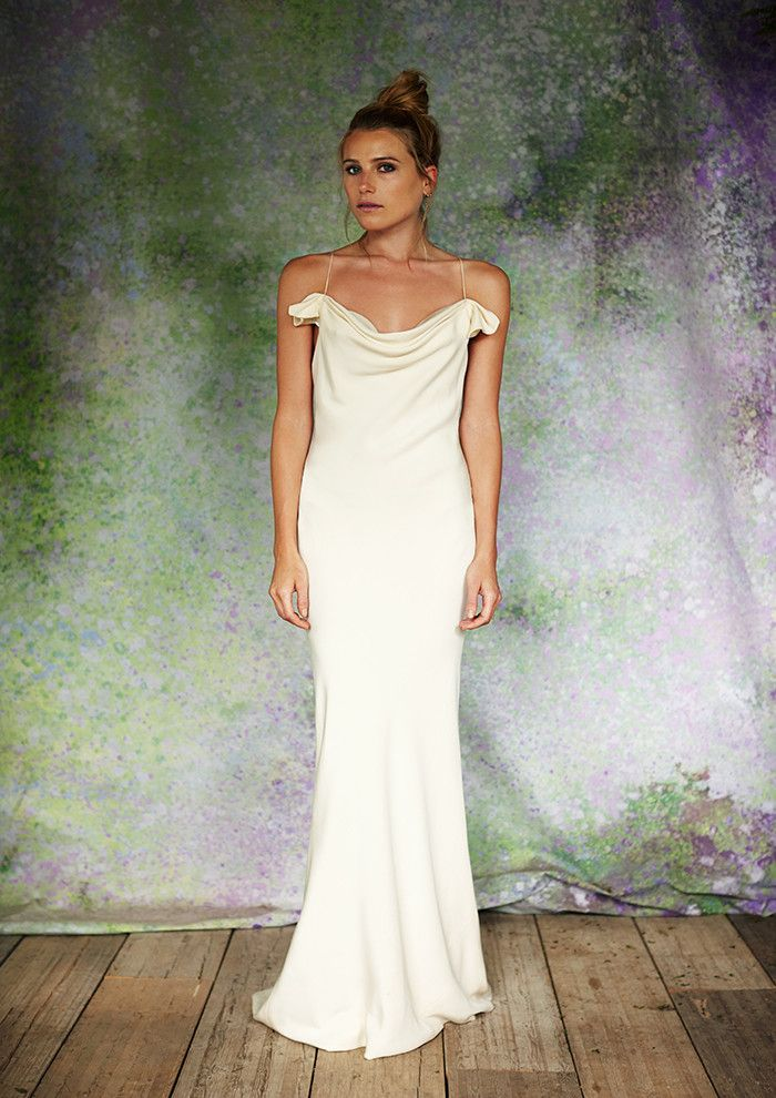 The Chloe by Stone Fox Bride