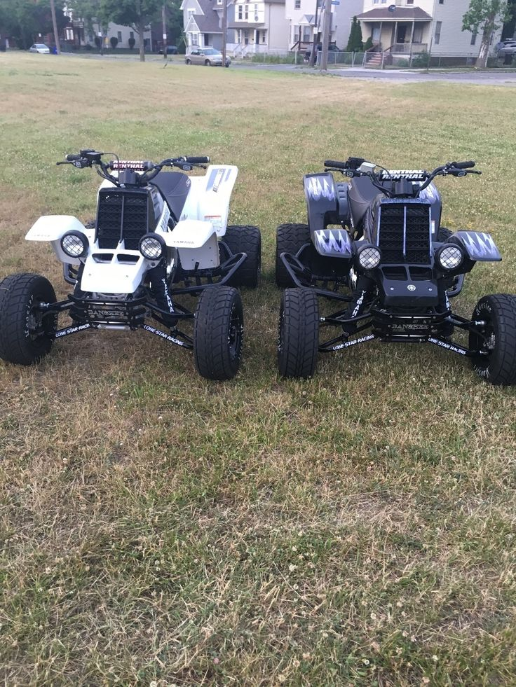 Used 2001 Yamaha BANSHEE 350 ATVs For Sale in Ohio. 2001 Yamaha banshee for sale. I am the 2nd owner. The engine is bone stock with low hours and has never been rebuilt or modified. I have 4500$ in aftermarket parts and 1500$ in labor, not including the purchase price of the bike itself. All the work was done by Breyley Yamaha and I have all the receipts. I also have all the original parts. There are too many parts to list so call or text (216)406-9055 for more info